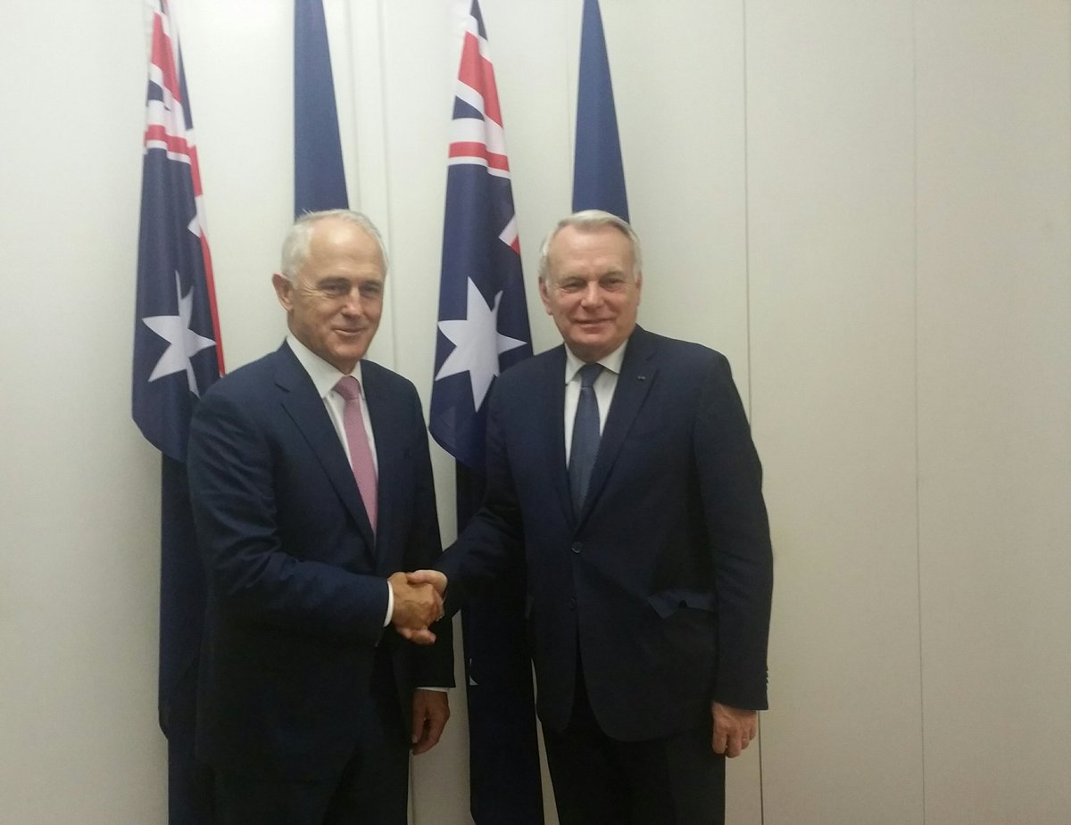 Ayrault et Turnbull